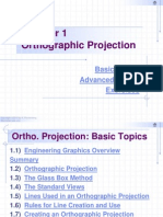 1 Orthographic Projection
