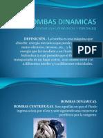 Bombas Dinamiclas