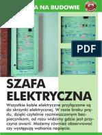 Szafa elektryczna