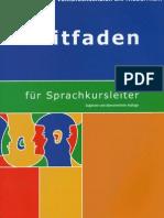 Leifaden für Sprachkursleiter