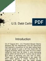 U.S. Debt Ceiling Crisis
