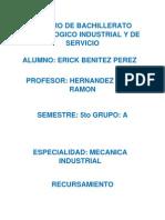Erick Benitez Perez