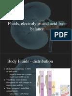 Lecture Presentation - Fluid, electrolyte and acid base balance.ppt