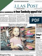 The Dallas Post 08-25-2013