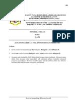 Trial PMR 2013 SBP Pendidikan Islam