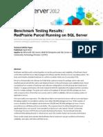 7343.RedPrairie Parcel and Microsoft SQL Server Benchmark White Paper (1)