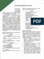 LP 6 Testarea Cardiopulmonara La Efort