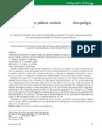 Apendicitis en La Etapa Pediatrica