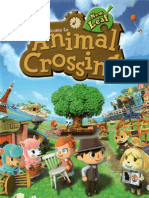 Animal Crossing New Leaf Prima Official Game Guide Fishing Rod