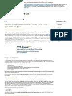 Passer d'un hébergement mutualisé à un VPS Cloud 1 OVH _ Actualinet