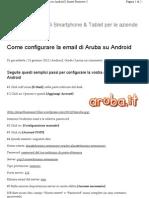 Come-configurare Vodafone Aruba