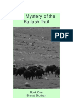 The Mystery of the Kailash Trail (Book One)