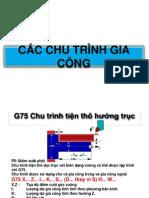 Chu Trinh g75