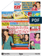 Pinoy Parazzi Vol 6 Issue 107 August 26 - 27, 2013