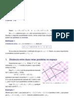 Aula Retas Geometria Analitica