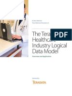 Teradata Healthcare Logical Data Model
