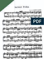 Clarinet Polka (Polka Dziadek)