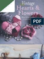 24512593 Vintage Hearts Flowers