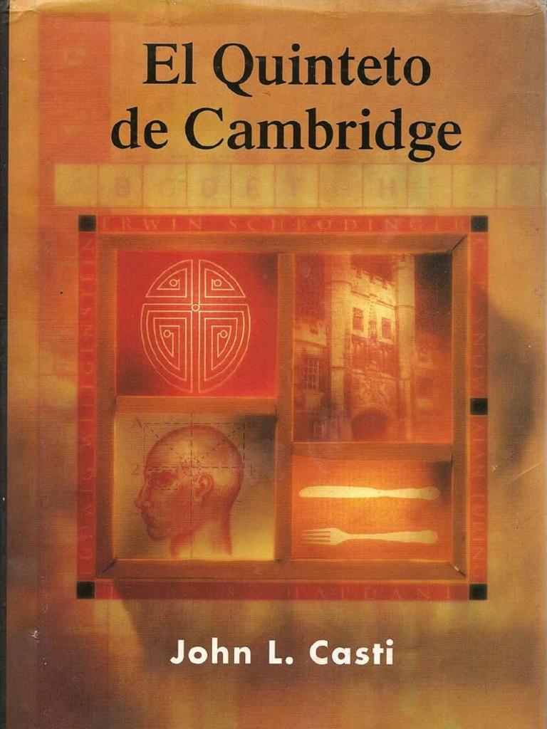CASTI JOHN L (1998) El Quinteto de Cambridge. Madrid._20Taurus.