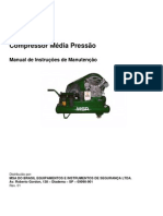 Manual Compressor de Media Pressao