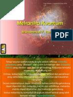 Mekanika Kuantum