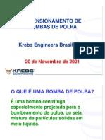 Dimensionamento Bomba Polpa.ppt