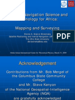 Brzezinska - Surveying and Mapping