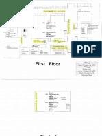 Library Floor Plan During Renovation - Summer09