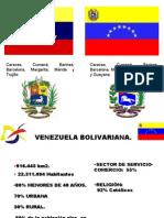 Municipios de Venezuela Por Estado Actualizado