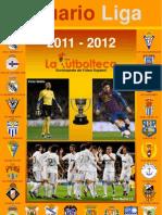 Anuario Liga 2011-12