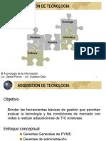 Caso Practico N2 - Adquisicion de Tecnologia