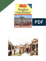 Langue Anglais Berlitz Guide de Conversation Et Lexique Pour Le Voyage (+Vocabulaire)