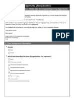 Questionnaire Template