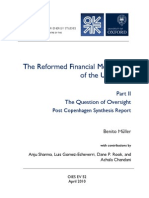 The reformed financial mechanism of the unfccc - part II