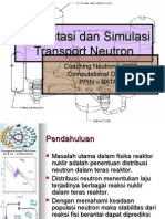 Transport Neutron