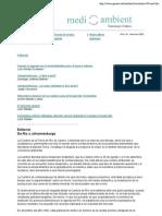Fijando la agenda de la sostenibilidad para el nuevo milenio (2002)
