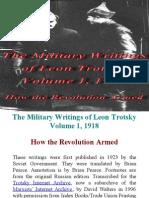 The Military Writings of Leon Trotsky Volume 1, 1918
