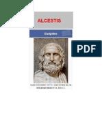 Alcestis Euripides