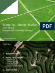 Romanian Energy Market