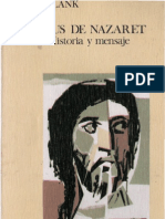 Blank, J. Jesús de Nazaret. Historia y mensaje