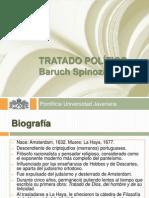 Presentación Baruch Spinoza