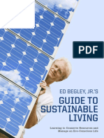 Ed Begley Jr.'s Guide to Sustainable Living - Excerpt