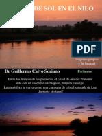 Puesta de Sol en el Nilo - Imágenes