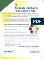 Flyer Antibody Kits