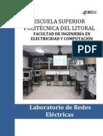 Guía de Laboratorio Redes Eléctricas - ESPOL