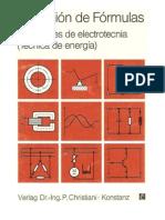 Coleccion de Formulas Electrotecnia