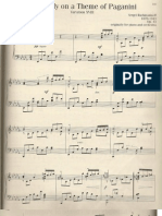 Rhapsody Paganini