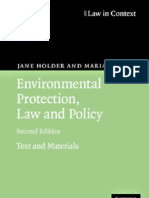 Environmental Protection Law