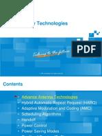 3-WiMAX Key Technologies