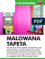 Malowana Tapeta
